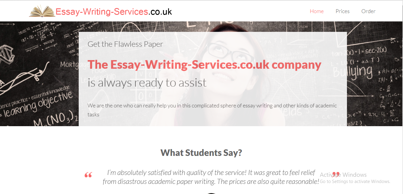 Essaywritingservices Review  Real Feedback From Users  Best  Writer The Word Uniqueness Has Long Forgotten The Proficiency Required In  Academic Paper And Essay Cannot Be Guaranteed Their Inability To Provide   Obesity Essay Thesis also Write My Assignment For Me Uk  Get Someone To Do My Assignment
