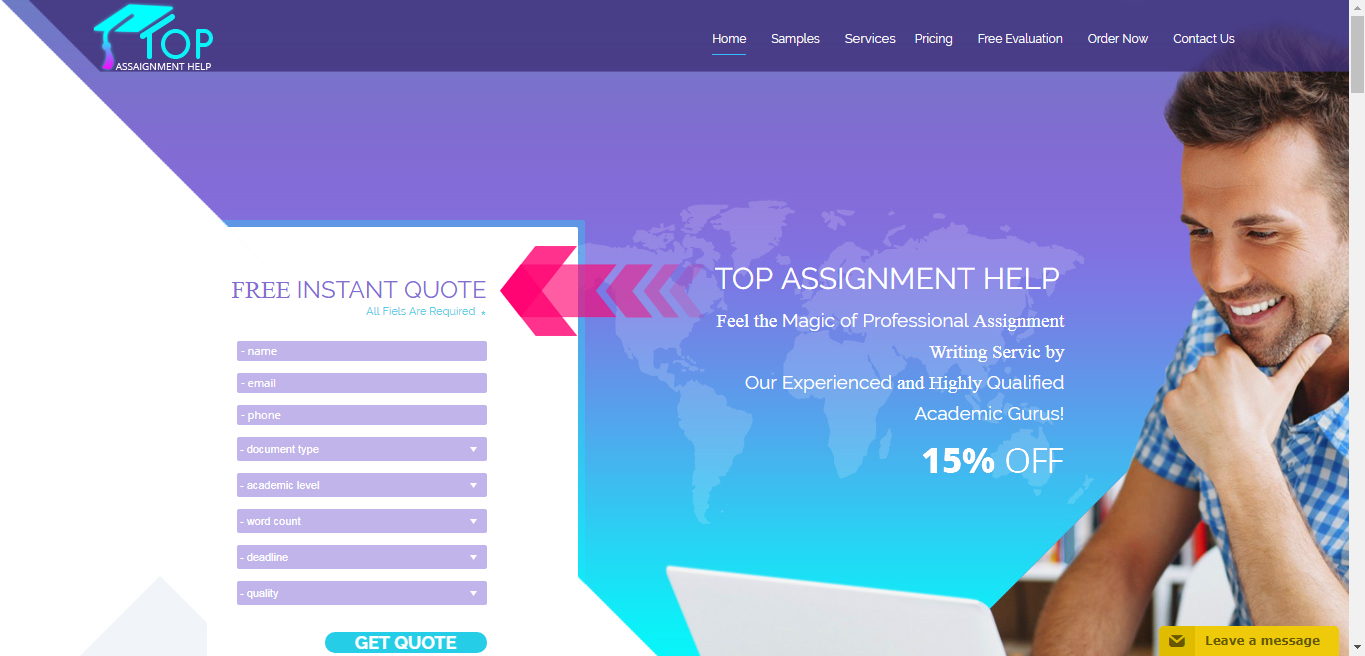 Assignment writer companies